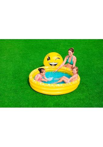 Bestway Planschbecken »Summer Smiles«, BxLxH: 144x165x69 cm kaufen
