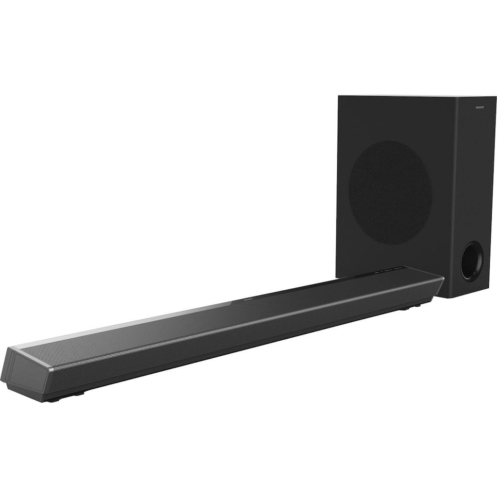 Philips Soundbar »TAB8805/10«, mit kabellosem Subwoofer