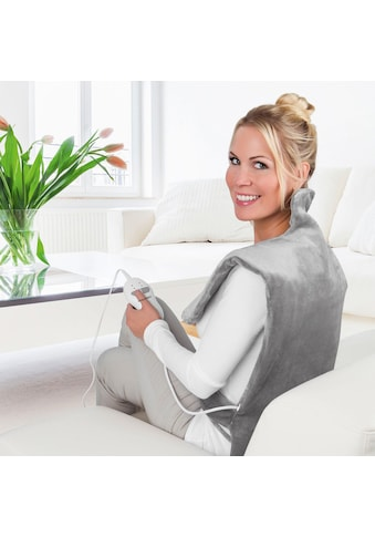 VITALmaxx Heizdecke »2 in 1 - Wärme und Vibrationsmassage«, für Nacken & Rücken kaufen