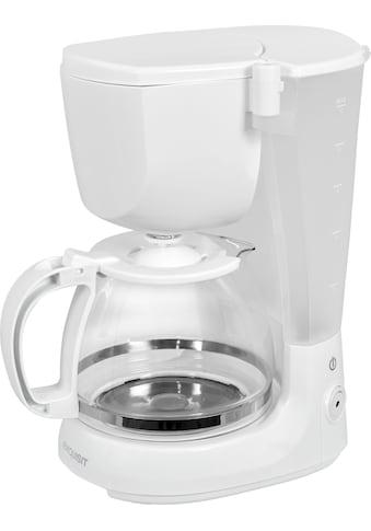 exquisit Filterkaffeemaschine KA 3101 we, Permanentfilter 1x4 kaufen