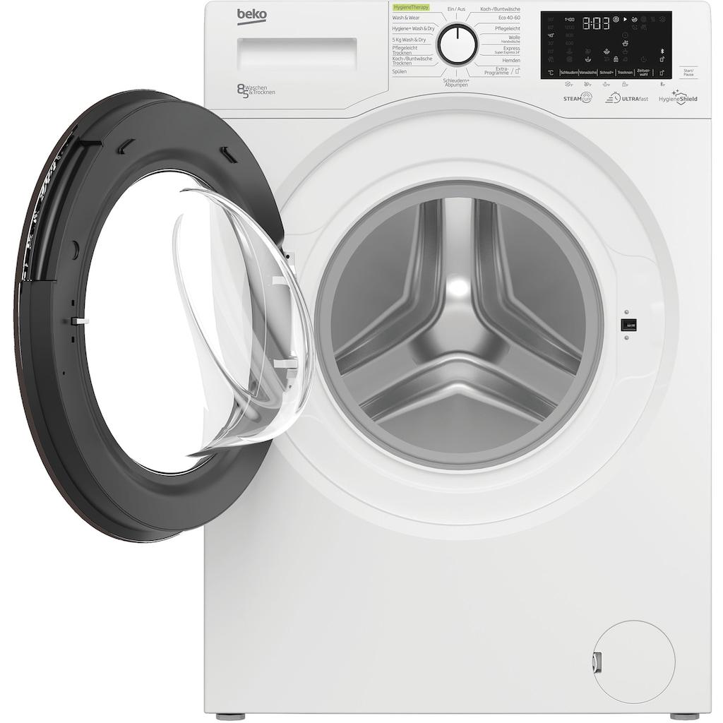 BEKO Waschtrockner »WDW85142Ultra1«