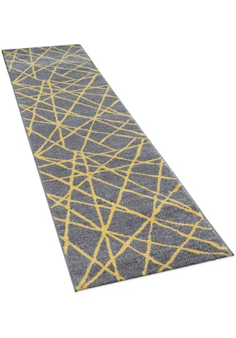 Paco Home Läufer »Pattern 127«, rechteckig, 18 mm Höhe, Teppich-Läufer, Kurzflor,... kaufen
