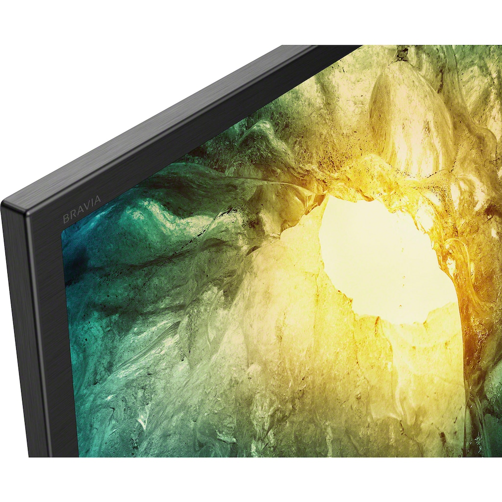"Sony LED-Fernseher »KD-55X7055«, 139 cm/55 "", 4K Ultra HD, Smart-TV"