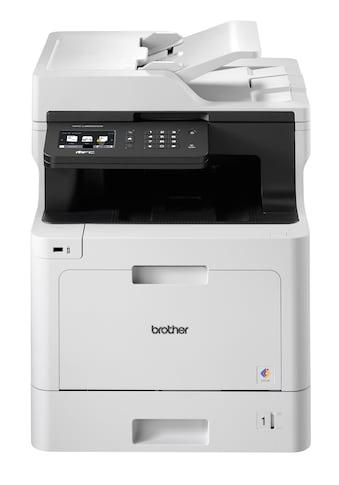 Brother »WLAN 4 - in - 1 Farblaser - Multi. - Vollduplex« Farblaserdrucker (LAN (Ethernet),WLAN (Wi - Fi)) kaufen