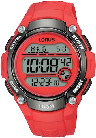 LORUS Chronograph »Lorus Sport Chronograph digital, R2343MX9« kaufen