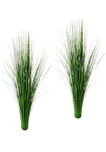 Creativ green Kunstgras »Grasbusch«, 2er Set kaufen