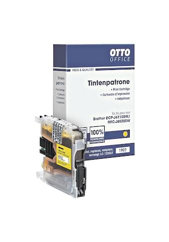 Otto Office Tintenpatrone ersetzt Brother »LC125XLY« kaufen