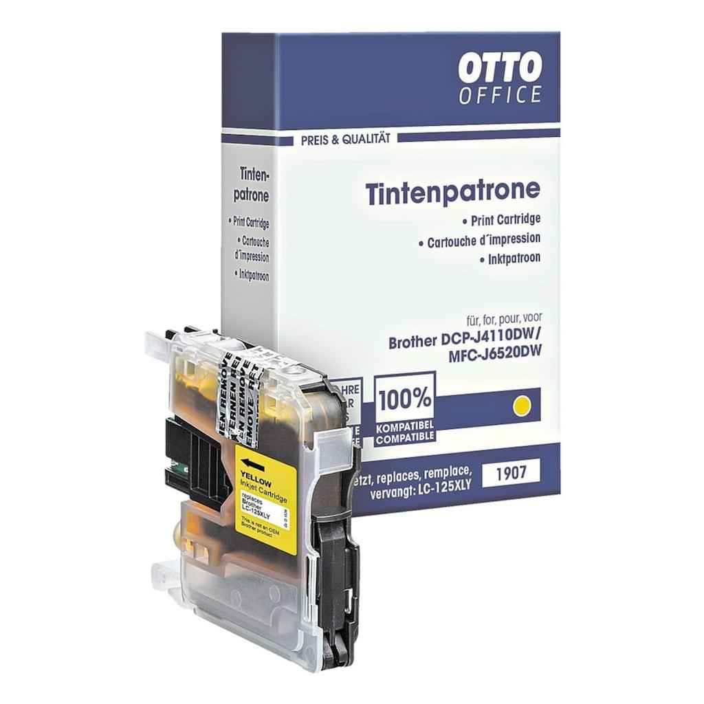 Otto Office Tintenpatrone ersetzt Brother »LC125XLY«