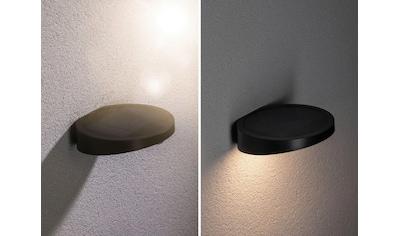 Paulmann LED Außen-Wandleuchte »Ryse Anthrazit Fassade/Hauswand geeignet«, Warmweiß kaufen