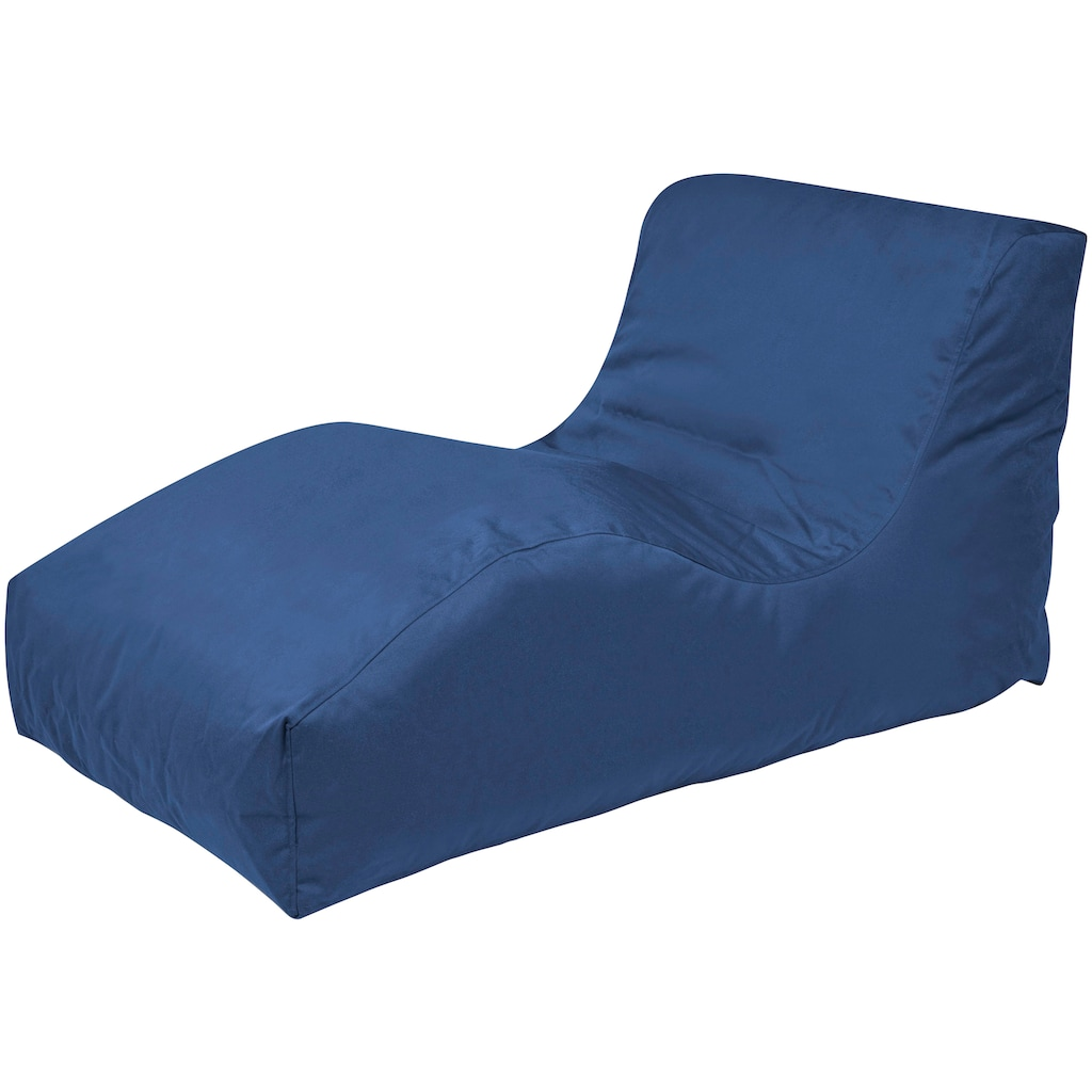 OUTBAG Sitzsack »Wave Plus«, für den Außenbereich, BxT: 70x125 cm