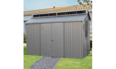 DURAMAX Metallgerätehaus »Alu Shed 10x8«, Aluminium, BxTxH: 323x232x235 cm kaufen