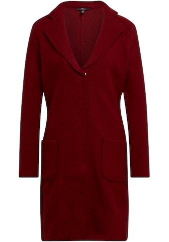 Mavi Cardigan, mit aufgesetzen Taschen und Reverskragen kaufen