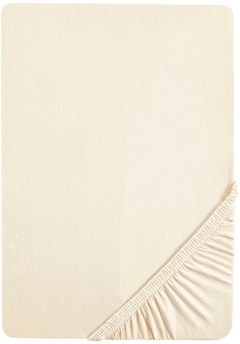 Spannbettlaken »Thea«, Biberna kaufen