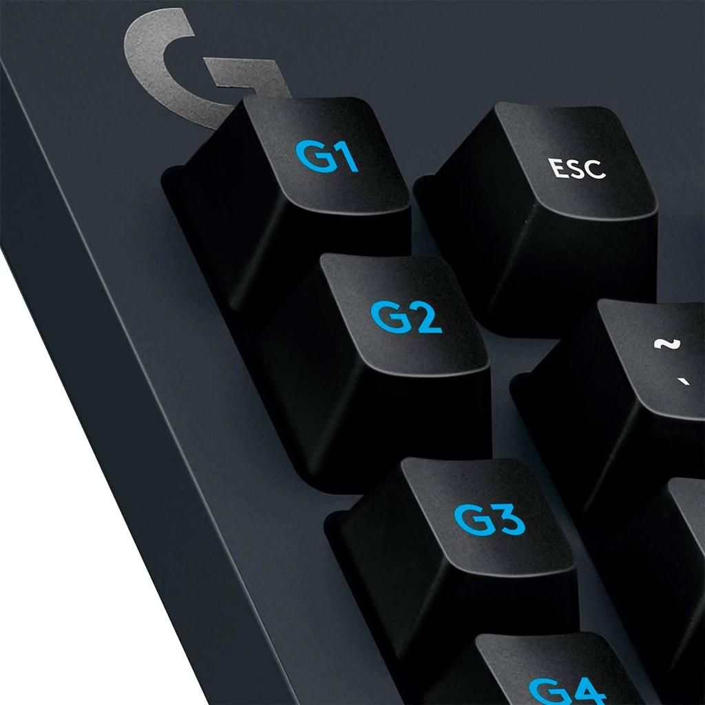 Logitech G Gaming-Tastatur »G613 KABELLOSE MECHANISCHE GAMING-TASTATUR«