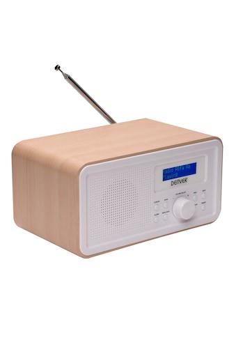 Denver Radio »Denver Radio DAB-30 LIGHTWOOD«, (Digitalradio (DAB+) kaufen