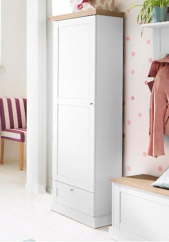 Home affaire Garderobenschrank »Binz«, mit einer schönen Holzoptik, mit vielen... kaufen