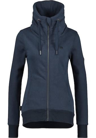 Alife & Kickin Sweatshirt »VivianAK B2«, sportive Sweatjacke mit hohem Stehkragen kaufen