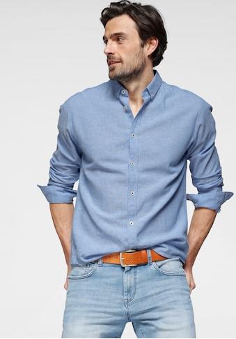 TOM TAILOR Langarmhemd, für den Sommer kaufen