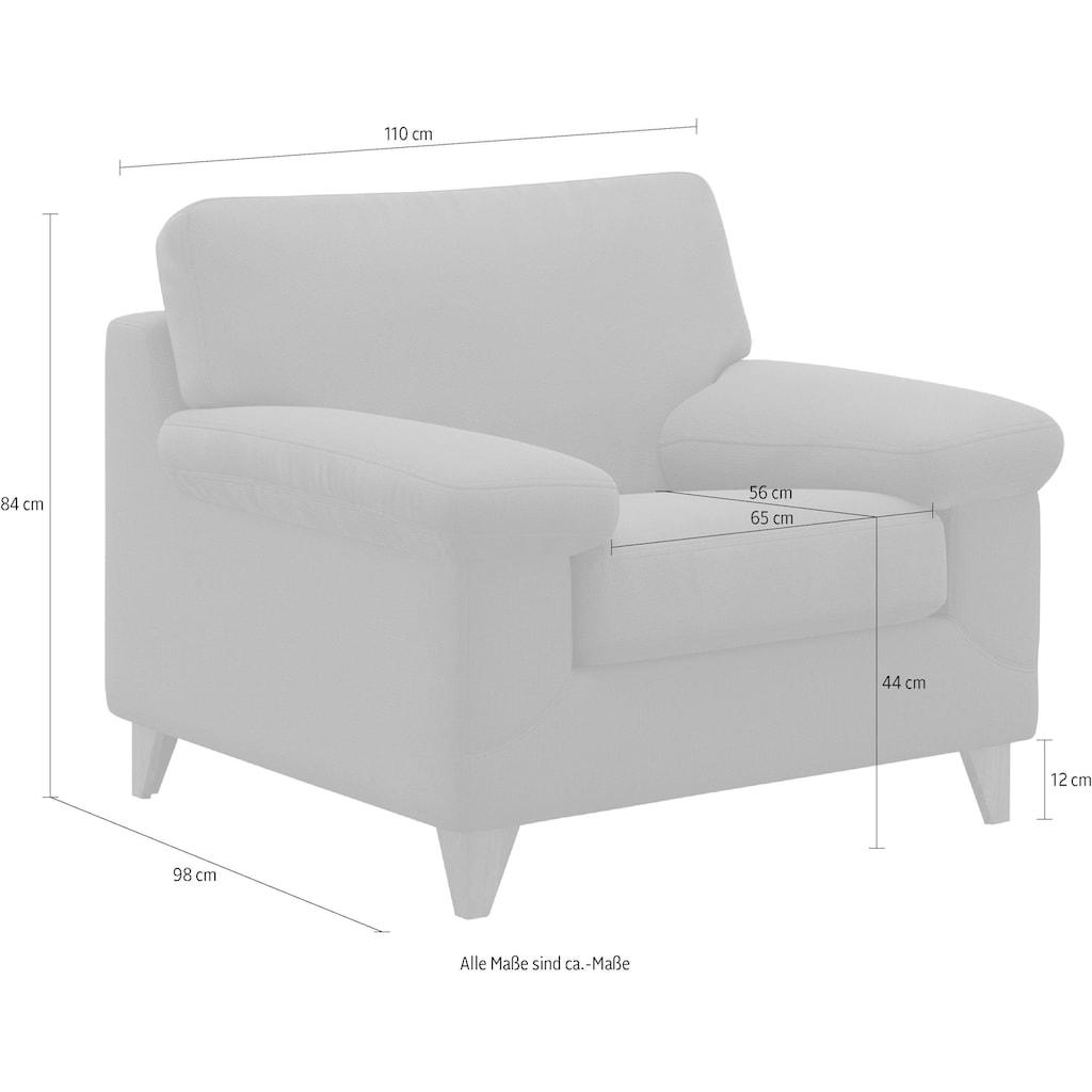 machalke® Sessel »diego«