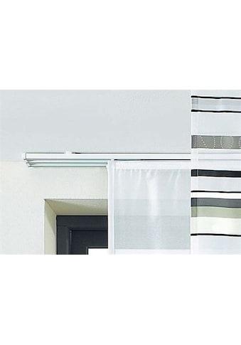 sunlines Schienensystem, 2 läufig-läufig, ausziehbar, Komplett-Set kaufen