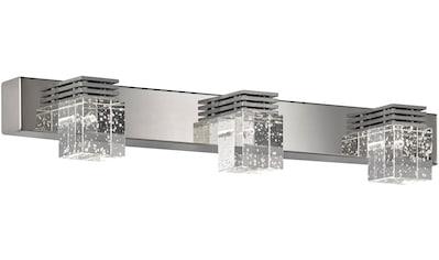 WOFI LED Wandleuchte »Dirk«, LED-Board, Warmweiß kaufen