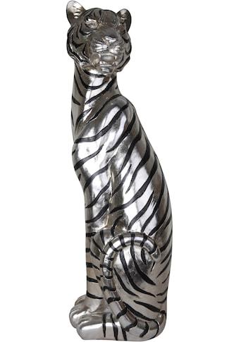 INOSIGN Dekofigur »Sitzender Tiger« kaufen