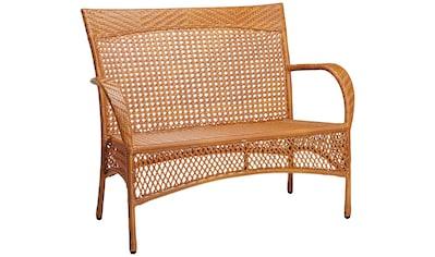 BEST Gartenbank »Madelene«, Aluminium, 114x66x95 cm, stapelbar kaufen