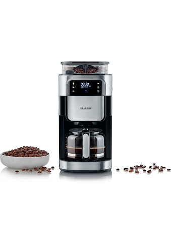 Severin Kaffeemaschine mit Mahlwerk »KA 4813«, Permanentfilter, 1x4 kaufen