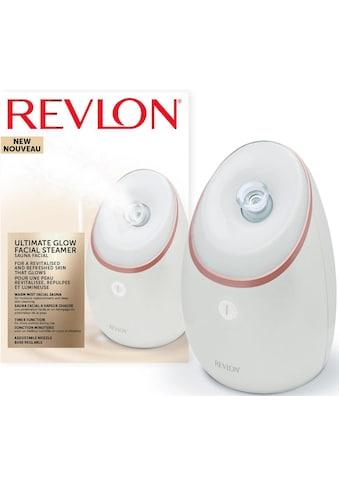 Revlon Gesichtssauna »Ultimate Glow RVSP3537E«, Belebender Dampf mit UV Technologie kaufen