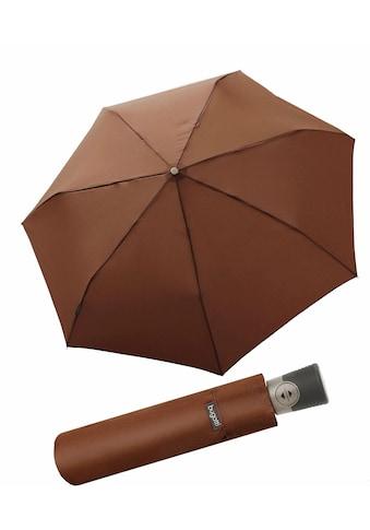bugatti Taschenregenschirm »Take It Duo uni coconut« kaufen