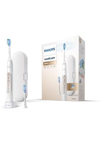Philips Sonicare Elektrische Zahnbürste »ExpertClean 7300 HX9601/03«, 2 St.... kaufen