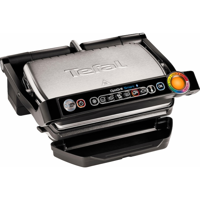 Tefal Kontaktgrill GC730D Optigrill, 2000 Watt
