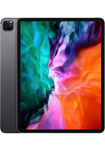 Apple Tablet »iPad Pro 12.9 (2020) - 128 GB Cellular«, Kompatibel mit Apple Pencil 2 kaufen