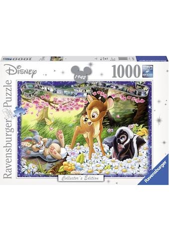 Ravensburger Puzzle »Disney Bambi«, Made in Germany, FSC® - schützt Wald - weltweit kaufen