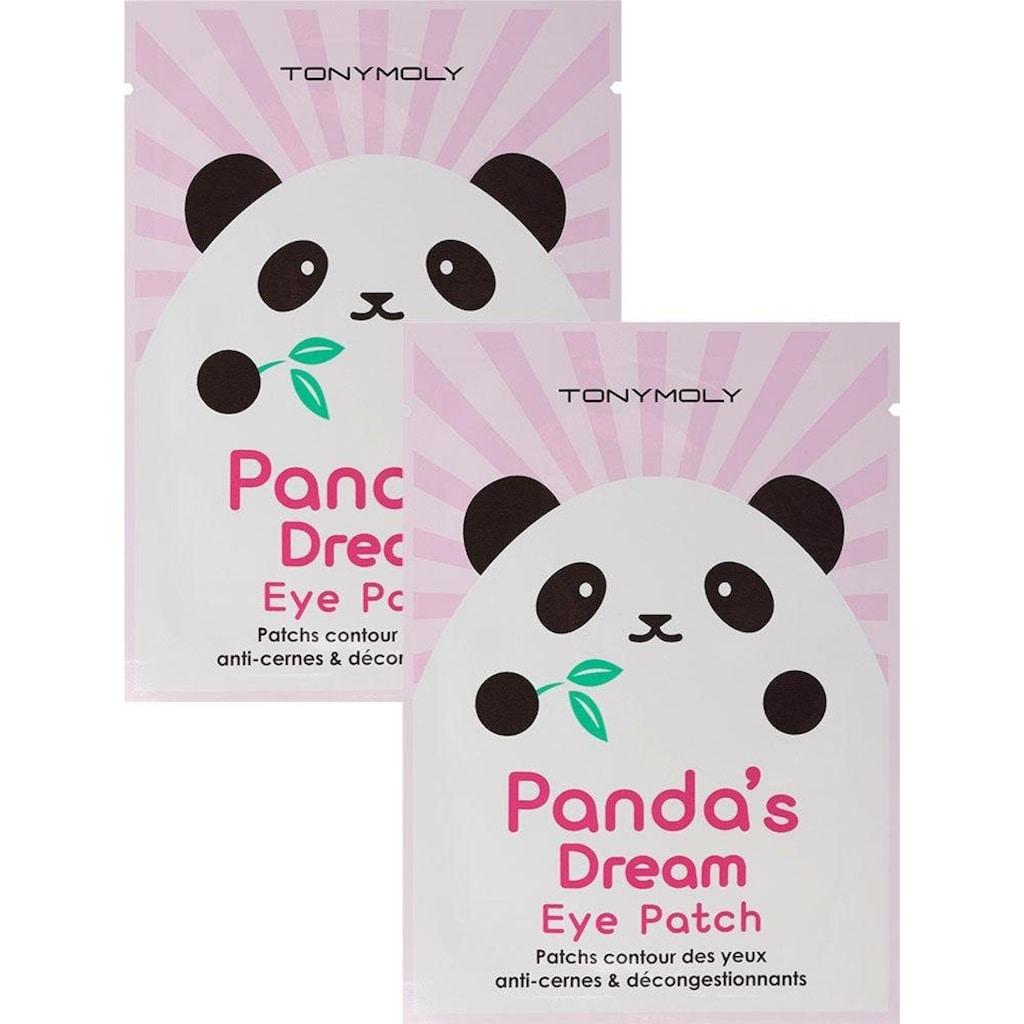 TONYMOLY Augenmaske »Panda's Dream«, (2 tlg.), 2x7 ml