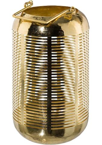 Laterne »SLIVER«, aus Metall kaufen