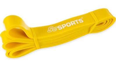 ScSPORTS® Fitnessband »Fitnessband 208 x 2,9 cm gelb« kaufen