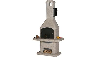 WELLFIRE Grillkamin »Nova Quatro«, BxTxH: 110x73x215 cm kaufen
