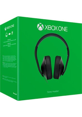 Xbox One Stereo-Headset kaufen