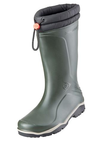 Dunlop_Workwear Gummistiefel »Blizzard«, mit warmer Fütterung kaufen