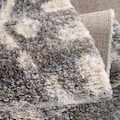 Sanat Hochflor-Teppich »Versay«, rechteckig, 30 mm Höhe, Wohnzimmer