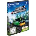 aerosoft Spiel »Der Fernbus Simulator- AddOn Szenerie Österreich/Schweiz«, PC