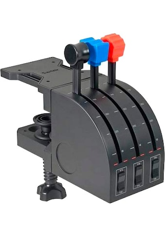 Logitech G Gaming-Adapter »Logitech G Saitek Pro Flight Throttle Quadrant«, 1,8 cm kaufen