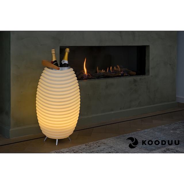 KOODUU,LED Stehlampe»Synergy S«,