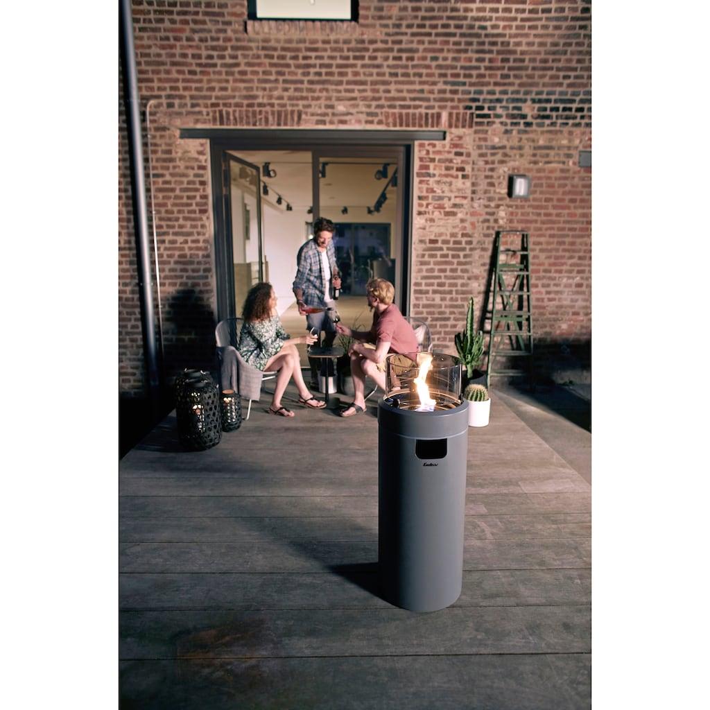 Enders Feuerstelle »Nova LED L«, Gasbetrieben, ØxH: 36x102 cm