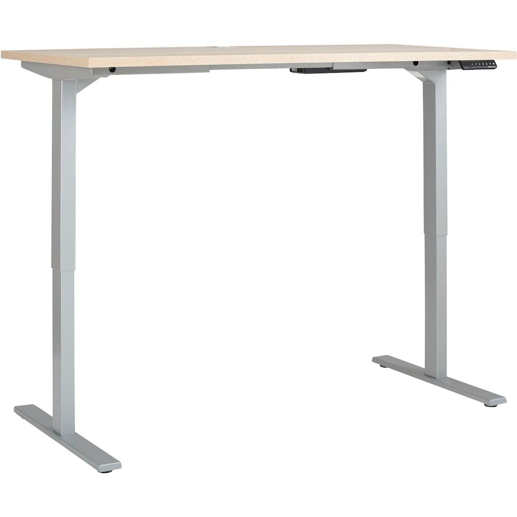 Maja Möbel Schreibtisch »5503 eDJUST«, höhenverstellbarer