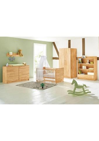 Pinolino® Babyzimmer-Komplettset »Natura«, (Set, 3 St.), extrabreit; mit Kinderbett,... kaufen