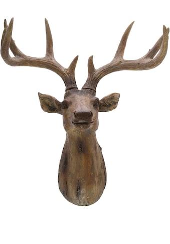 Dekogeweih, aus Polyresin, Höhe ca. 57 cm kaufen