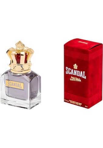 JEAN PAUL GAULTIER Eau de Toilette »Scandal Pour Homme« kaufen