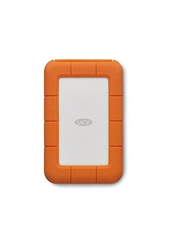 "LaCie Rugged Thunderbolt USB - C , 5 TB, tragbar »externe Festplatte, 2.5"", Thunderbolt, USB - C« kaufen"